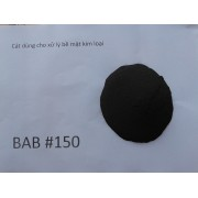 Cát đánh bóng - Bột nhôm oxit #150